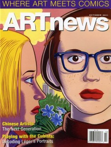 artnews, ghostworld