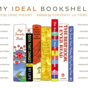"A Portrait of the Artist as a Bookshelf: ""My Ideal Bookshelf"" is revelatory"