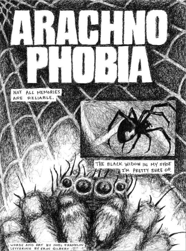 Arachnophobia p1