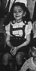 Nicole Hollander, age 6