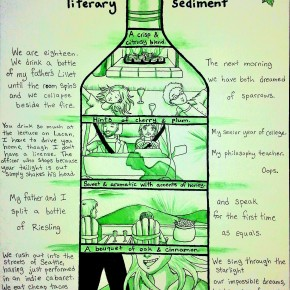 Memories of Wine: LiterarySediment