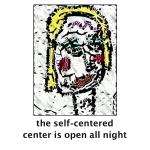 donna kuhn, self-centered center
